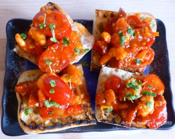 Bruschetta Chicken Food Network